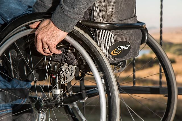 UK government failing to prohibit discrimination against disabled workers