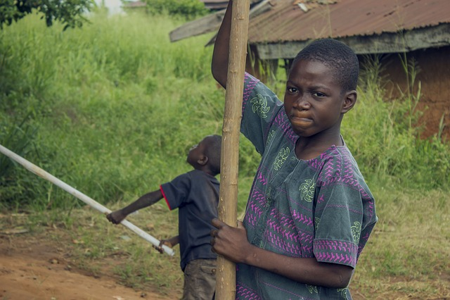 "Over half of Nigerian children involved in ""dangerous and harmful"" child labor"